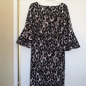Brand new Calvin Klein Bell Sleeve Dress